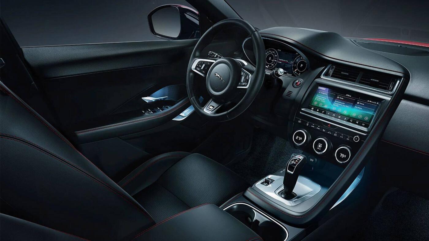 2020 Jaguar E Pace Interior Features Capacity Jaguar Flatirons