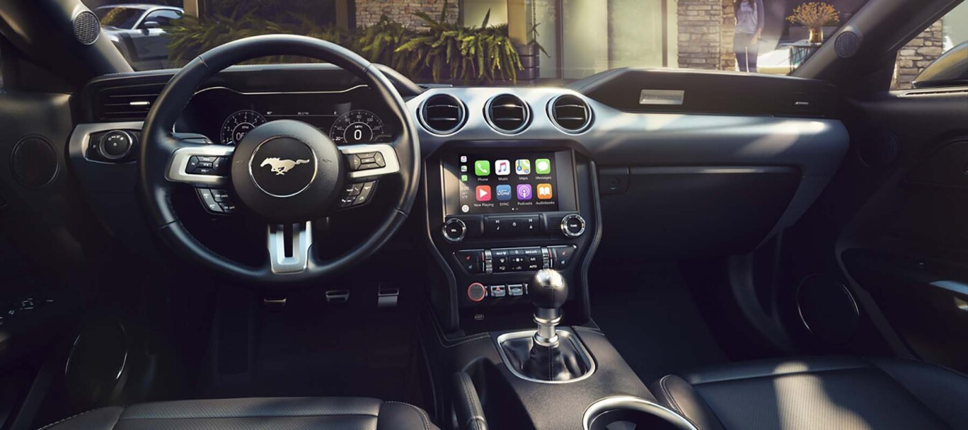 2020 Ford Mustang Dash