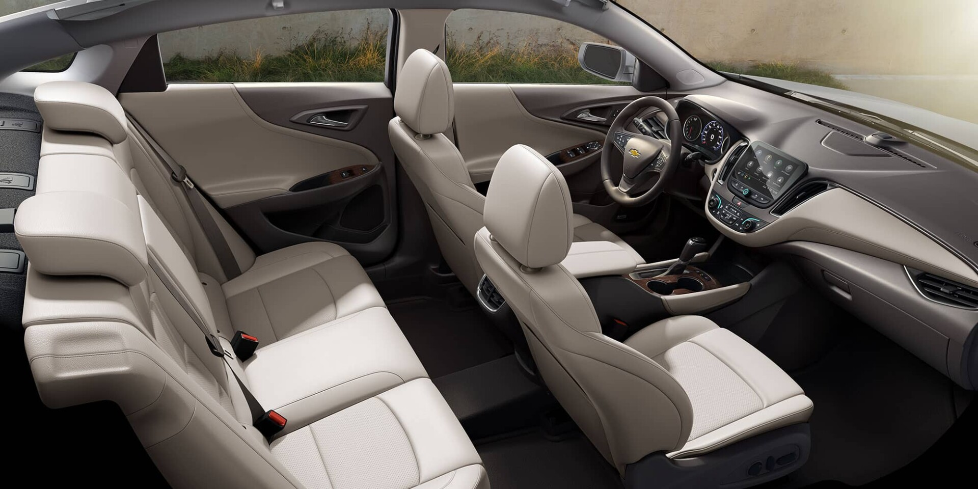 2020 Chevrolet Malibu Seating