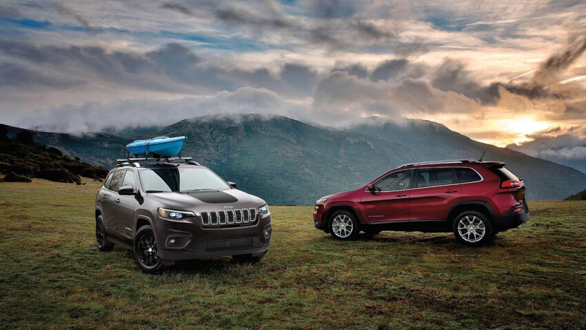 2020 Jeep Cherokee Trim Not Specified