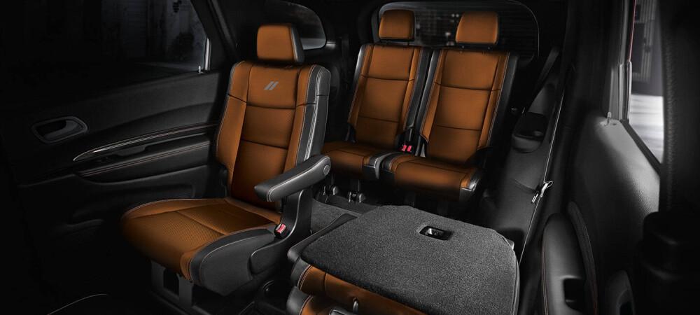 2020 Dodge Durango Srt Interior Dimensions Cargo 3rd Row Suv