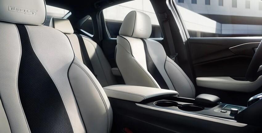 Warna Interior Acura TLX Tipe S