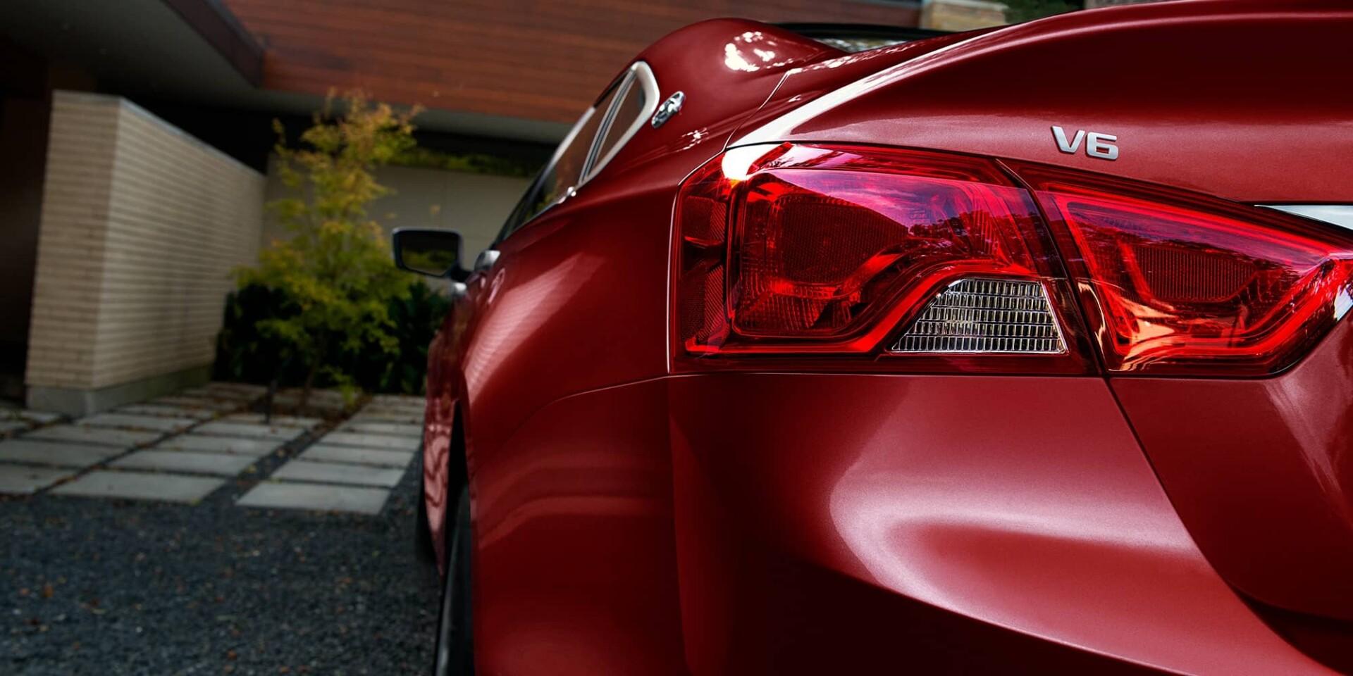 2020 Chevrolet Impala Taillight