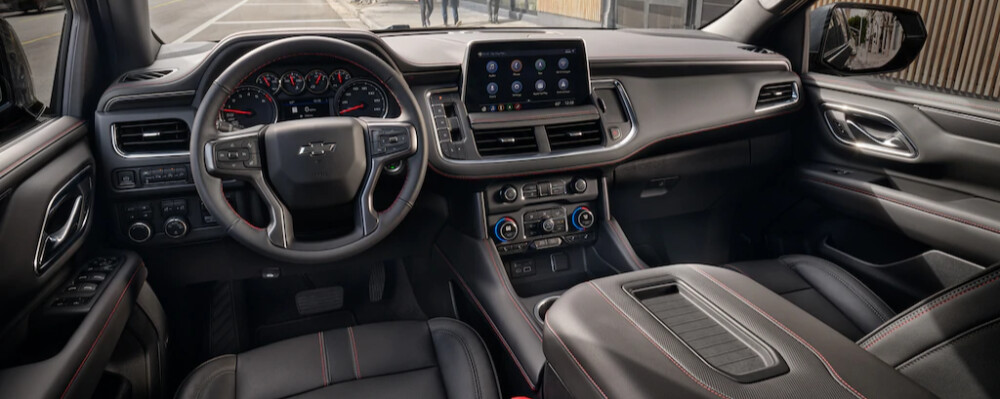 2021 Chevy Tahoe Interior Joe Basil Chevrolet