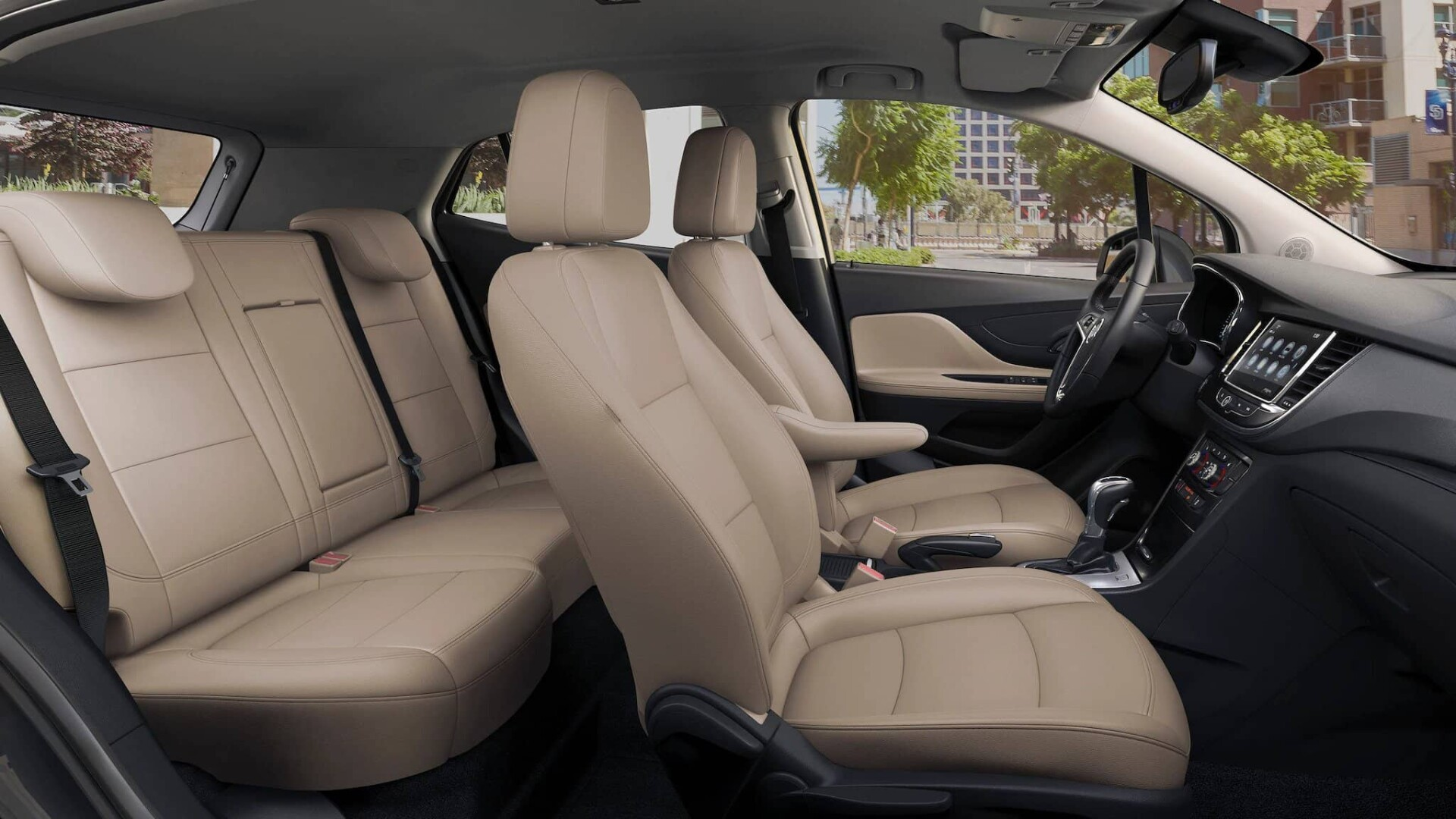 2020 Buick Enclave Seating
