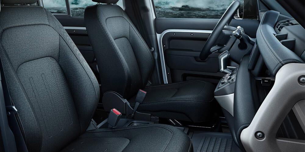 2020 Land Rover Defender Interior   Land Rover Richfield