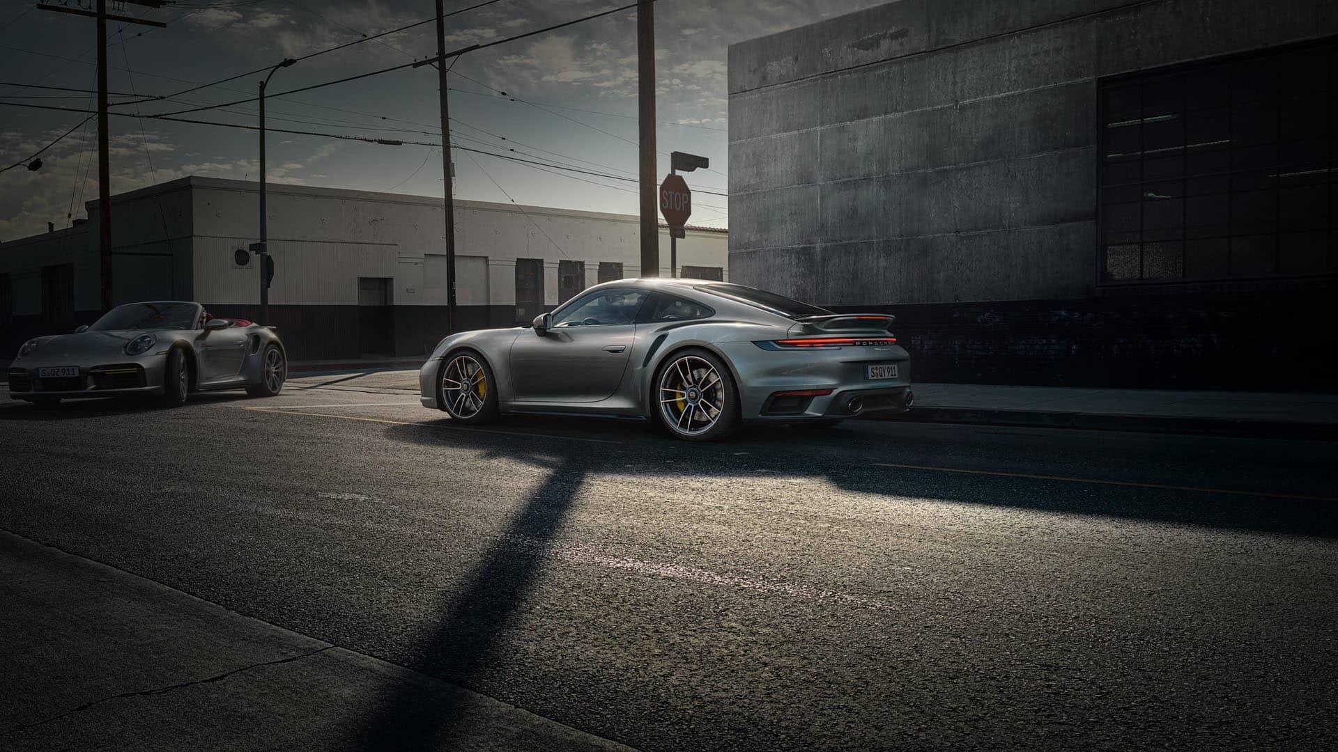 Which Porsche Come With a Manual Transmission?   Porsche ...