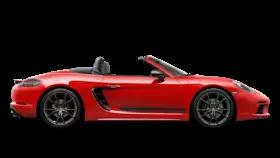 2021 Porsche 718 Boxster T