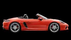 2021 Porsche 718 Boxster S