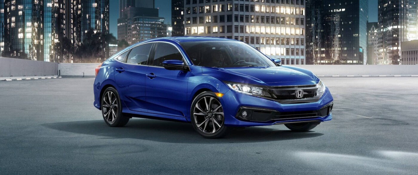 2020 Honda Civic Price Shenango Honda