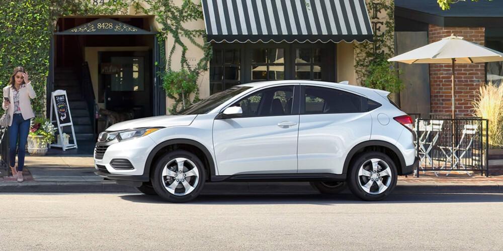 2020 Honda Silver HR-V