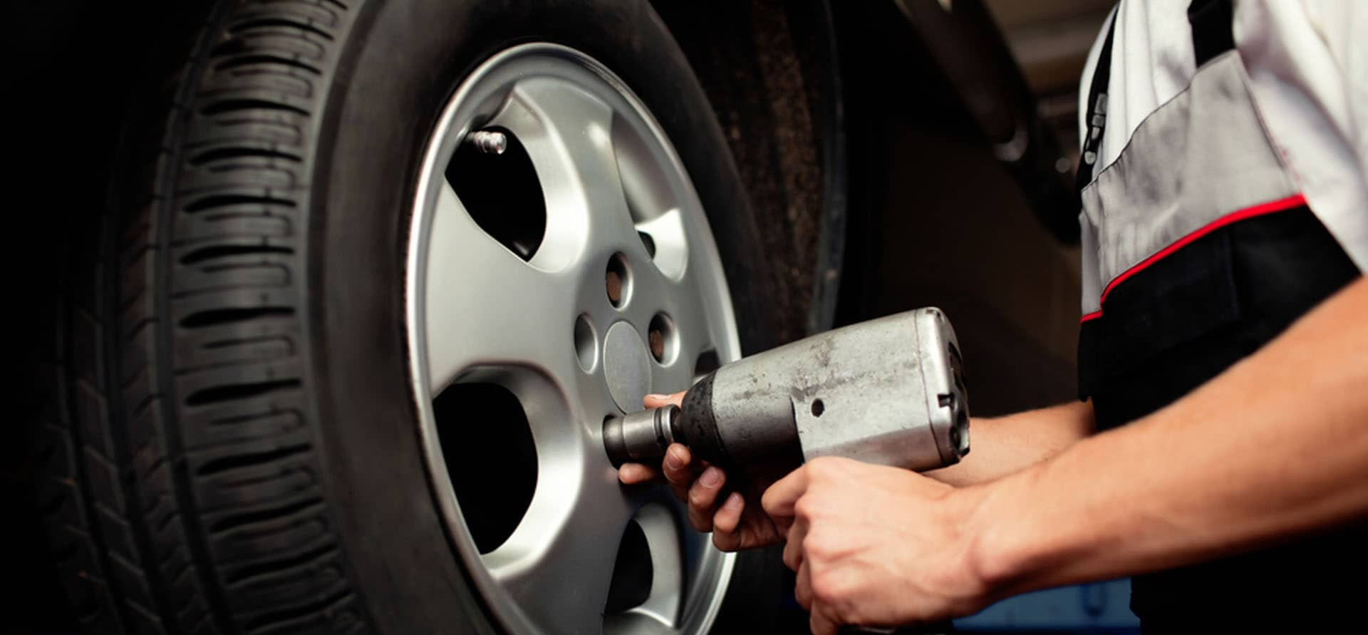 Complimentary Tire & Alignment Check
