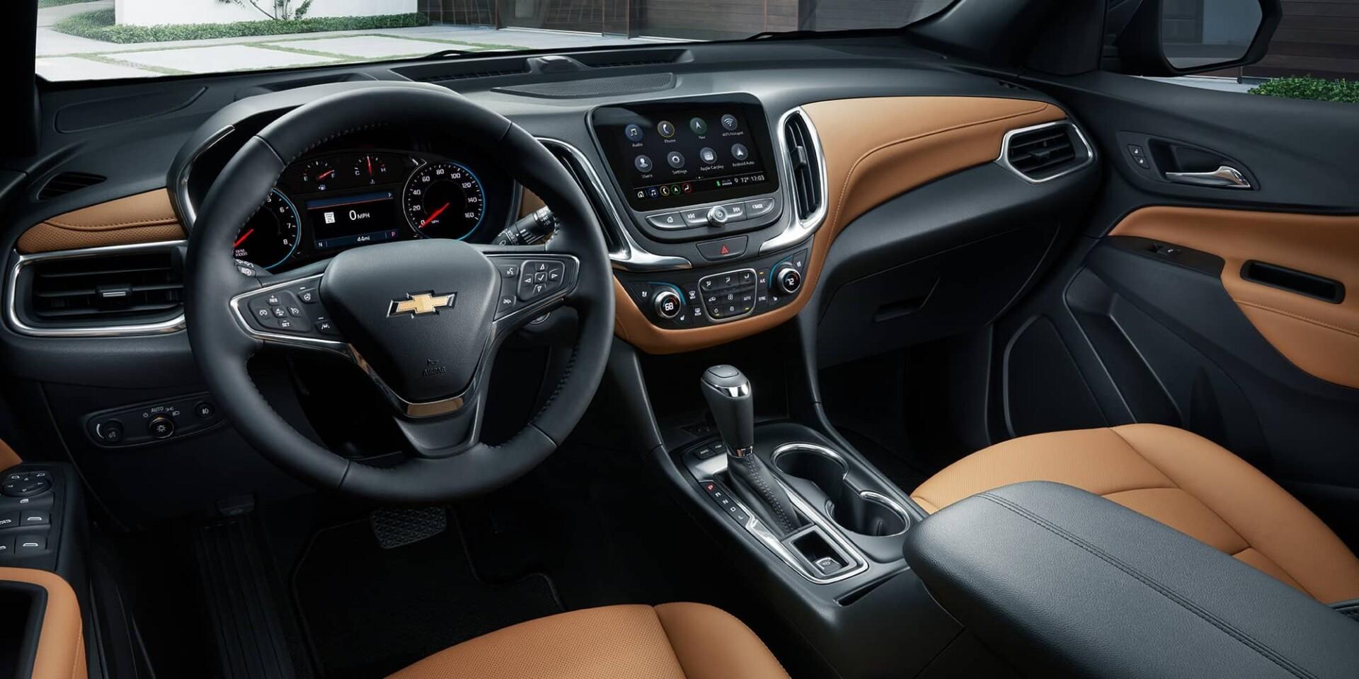 2020 Chevrolet Equinox Dash