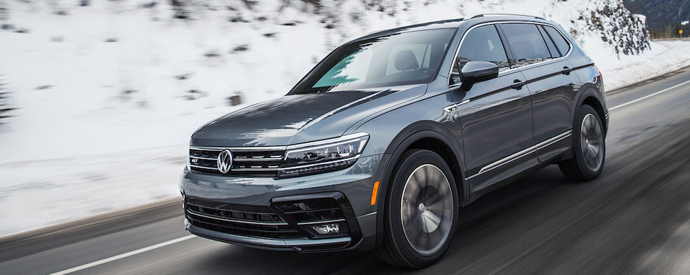 2021 VW Tiguan Towing Capacity | SUV Engine Specs ...