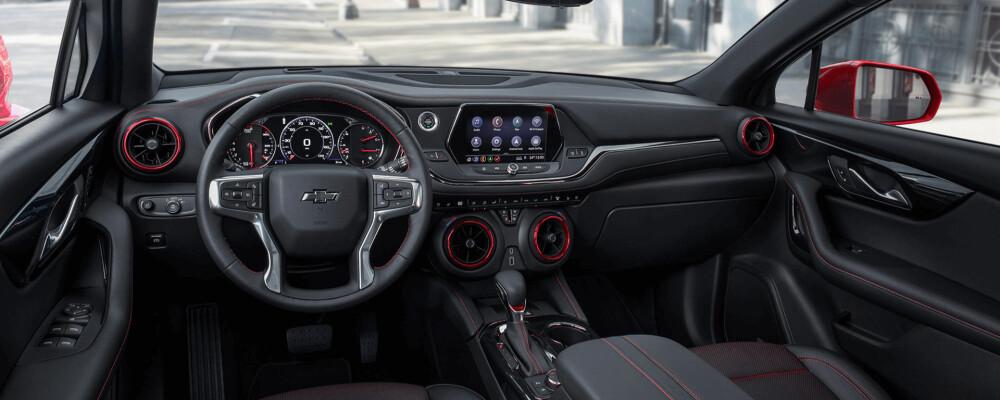 2020 chevy blazer interior dimensions features sunrise chevrolet 2020 chevy blazer interior dimensions