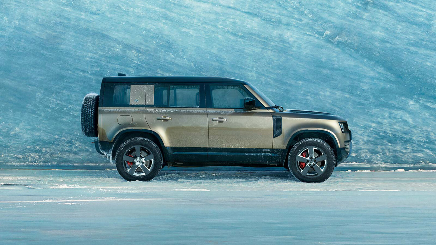 2021 Land Rover Defender Towing Capacity | How Much Can It ...