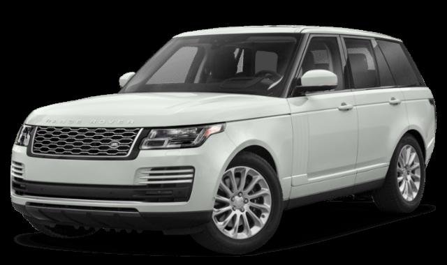 2020 Land Rover Range Rover Base