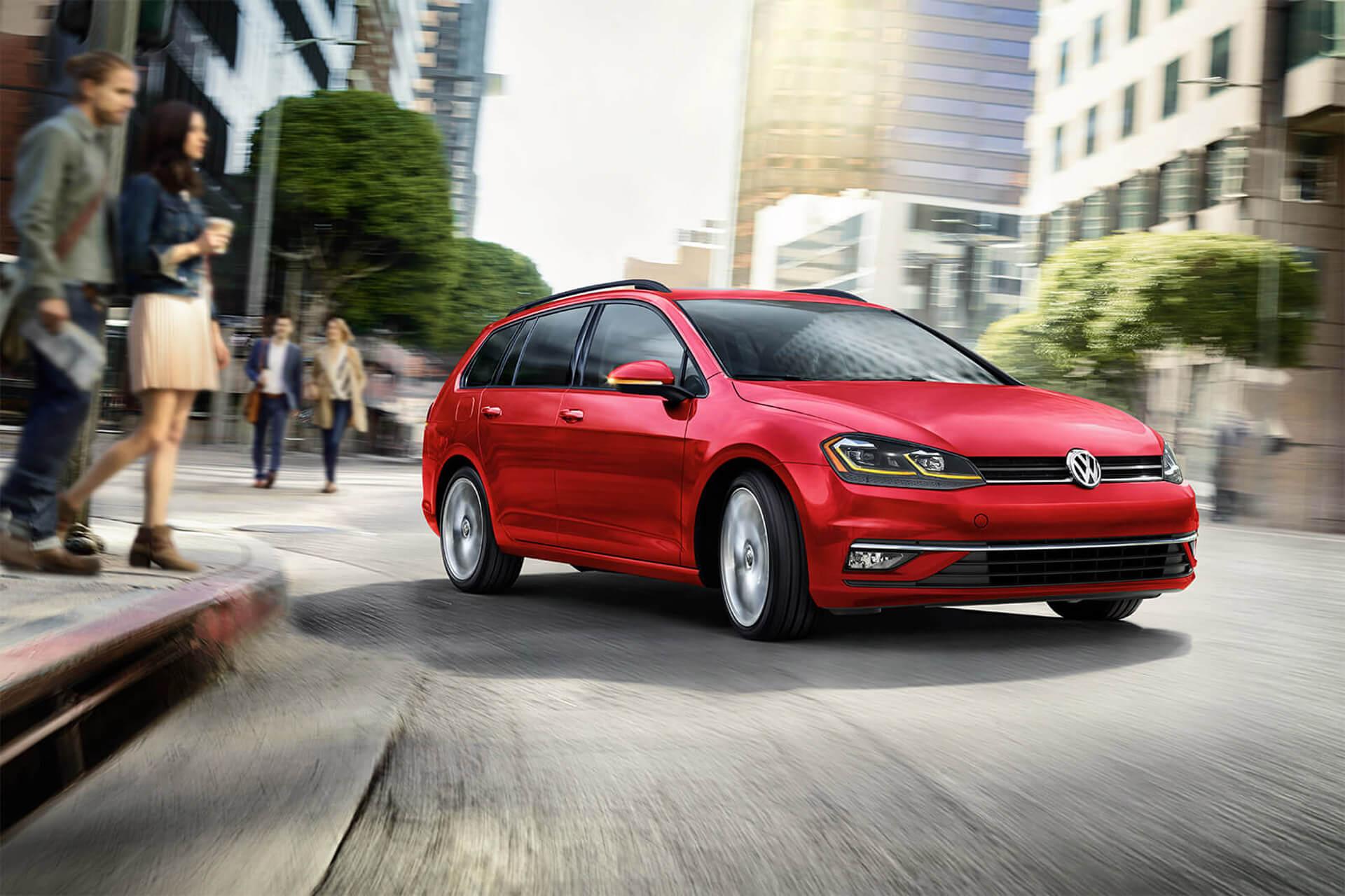 2020 VW Golf SportWagen
