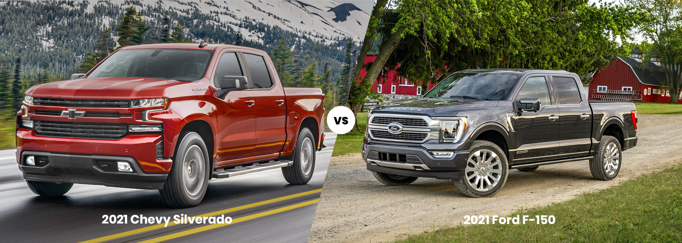 chevy vs ford, chevrolet vs ford, 1500 vs f1550